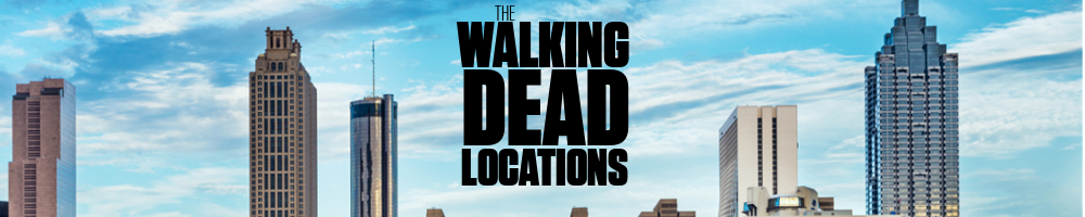 The Walking Dead Locations